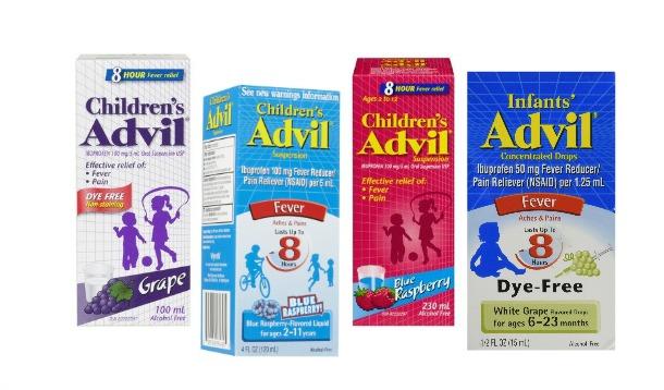 Children's advil coupon canada