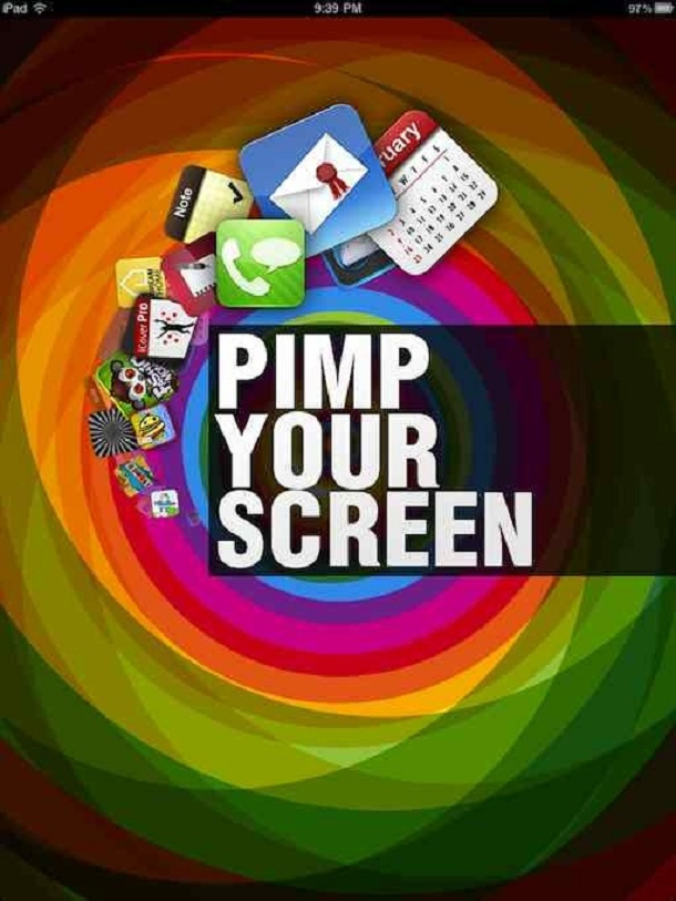 Pimp Your iPhone, iPad Or iPod Touch Screen With New App ...