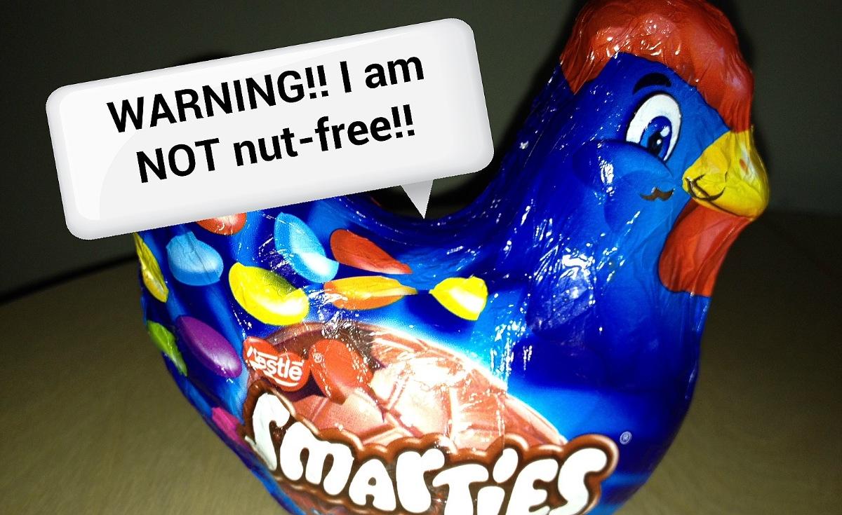 When Smarties Aren't Nut-Free :: YummyMummyClub ca