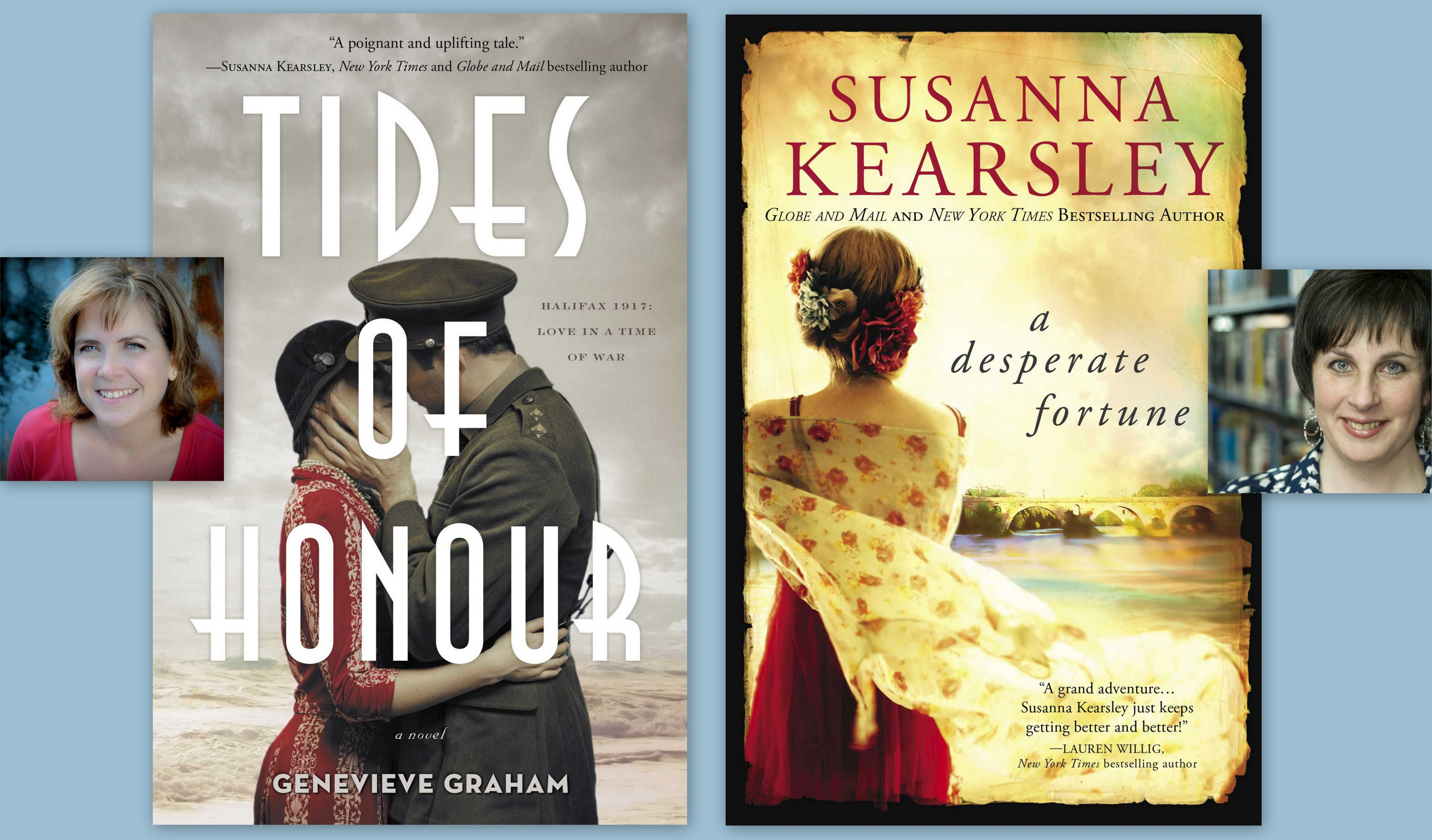 Historical fiction: a selection of sites