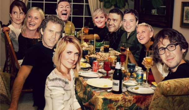My Ultimate Dinner Party