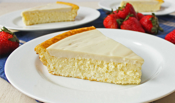 Jamie Oliver New York Cheesecake Recipe: The Best Cheesecake Recipe :: YummyMummyClub.ca