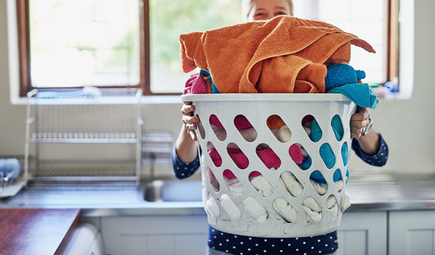 How Nail Polish Makes Laundry Day Easier