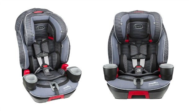 RECALL Evenflo Evolve 3 1 Combination Car Seat YummyMummyClubca