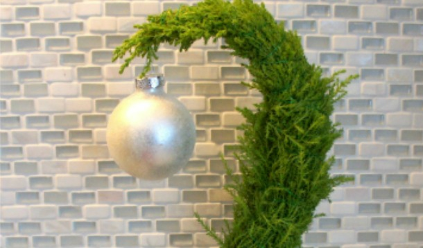 Your Heart Will Grow 3 Sizes With This DIY Grinch Tree