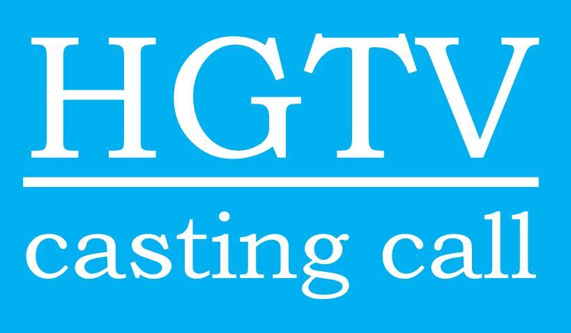 hgtv casting call