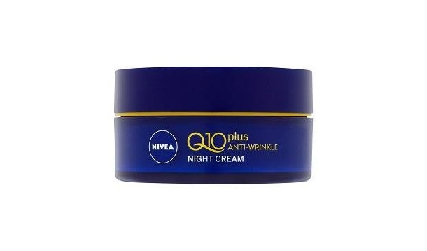 Great Find: Nivea Q10Plus Anti-Wrinkle Night Cream