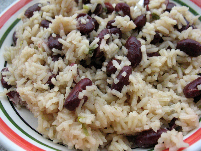 jamaican style rice and peas recipe  yummymummyclubca