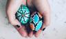 Easter egg decoration - Acrylic paints