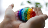 Easter egg decoration - Sequins, beads and jewels