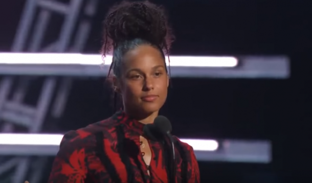 Alicia Keys No Makeup   YummyMummyClub.ca