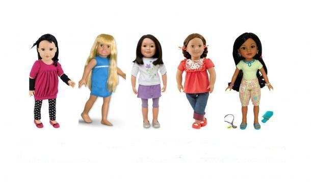 1341dc2a0360 5 Great Alternatives To American Girl Dolls    YummyMummyClub.ca