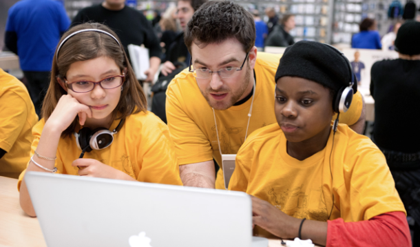 Apple Camp: Where the Fun & Learning are Free