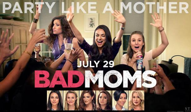 Bad Moms the Movie | YummyMummyClub.ca