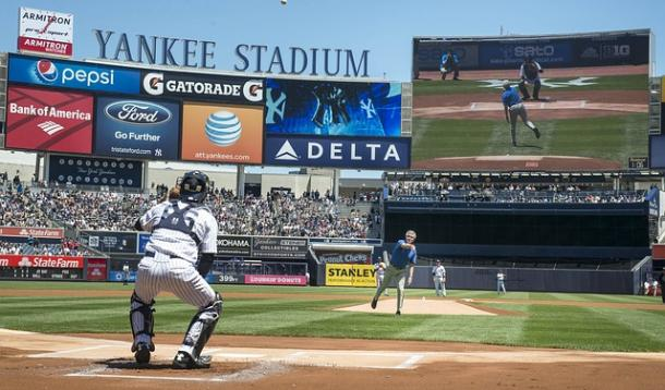 Baseball stadium Yankees | YummyMummyClub.ca