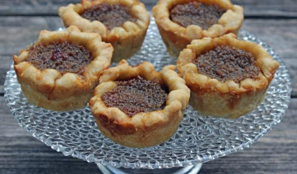 butter tarts recipe