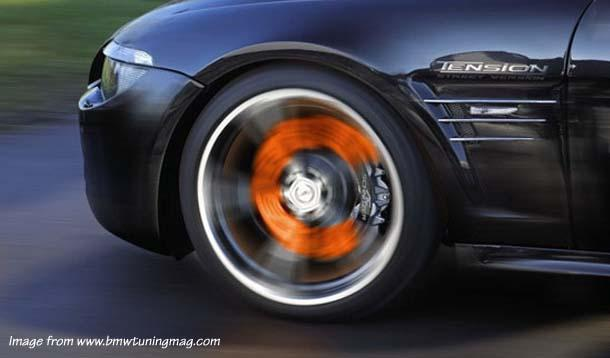how to avoid pad contamination in car brakes