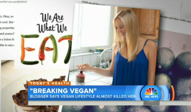 Food Blogger Breaks up With Veganism - Jordan Younger has quit being vegan for health reasons, and her followers are furious. | YummyMummyClub.ca