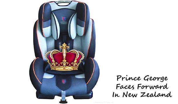 Child Car Seat Crown