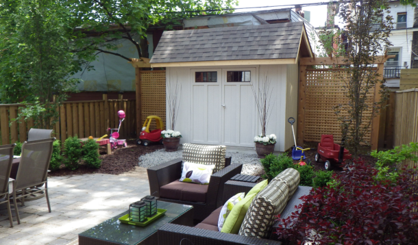 getting your outdoor spaces in order