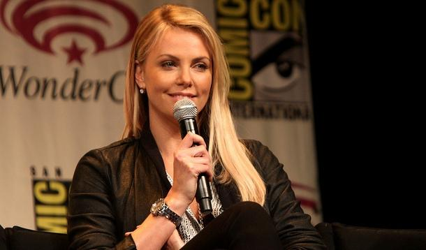 Charlize Theron Falsely Accused of Mistreating Her Child