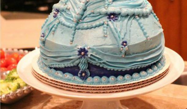 Chewbacca Cake | YummyMummyClub.ca