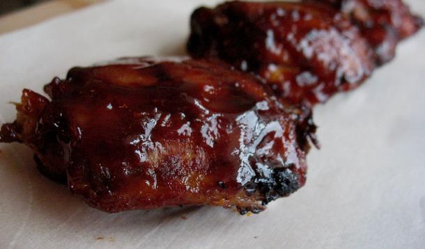 Chipotle Maple Chicken Thighs Recipe