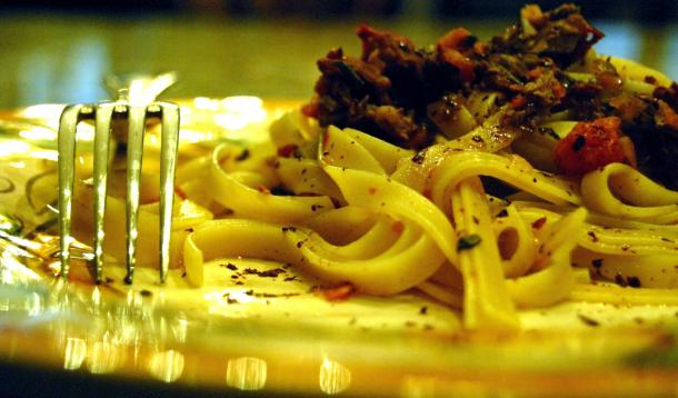 Slow Cooker Beef Short Ribs with Tagliatelle Recipe