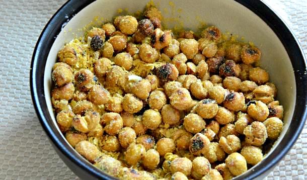 Doritos Flavoured Roasted Chickpeas