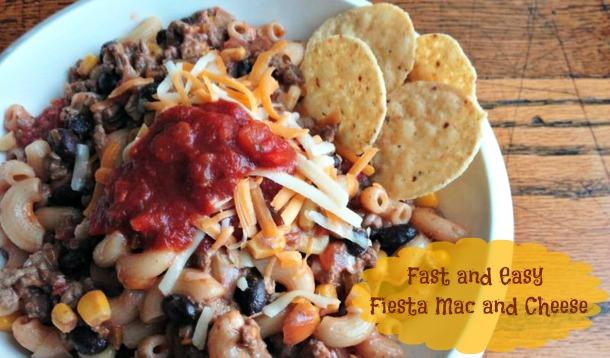 Fast And Easy Fiesta Mac And Cheese Recipe
