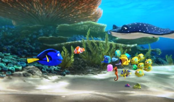 Finding Dory Pixar Movie Coming in June | YummyMummyClub.ca