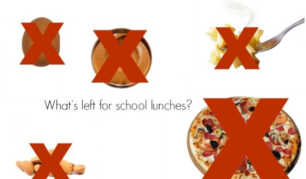 With all the food bans in classrooms, what's left for kids to eat?