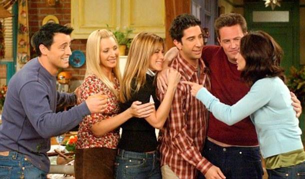 The cast of Friends Reunites for Tribute Show | YummyMummyClub.ca