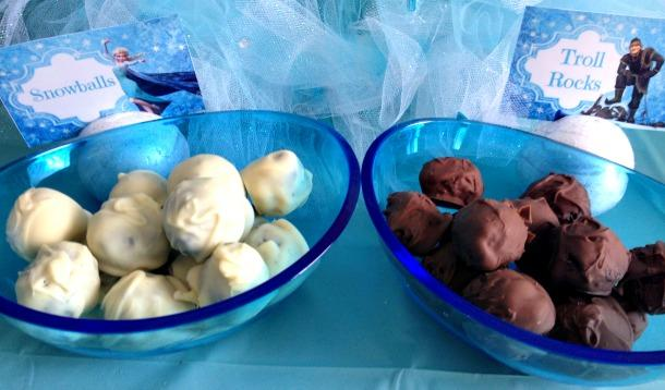 Troll Rock Truffles by Yummy Mummy Club