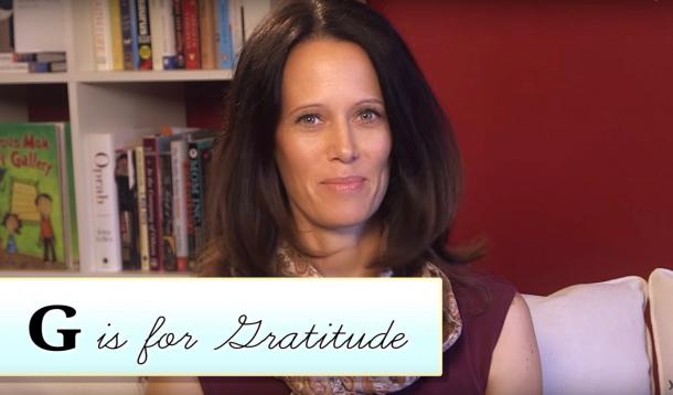 G is for Gratitude - A to Z of Taming Tantrums