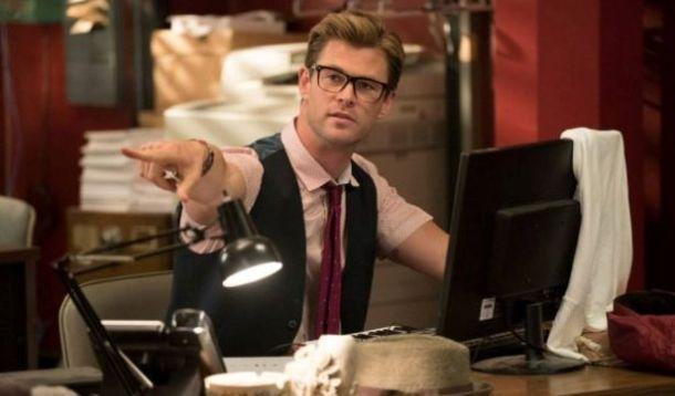 Ghostbusters Chris Hemsworth | YummyMummyClub.ca