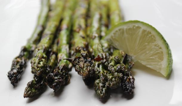 Asian-inspired Grilled Asparagus