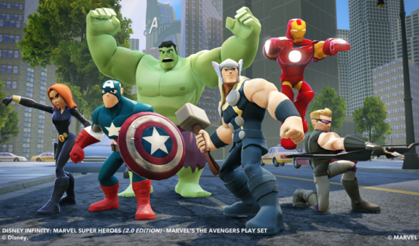 How Your Kids Can Be Disney Super Heroes This Holiday