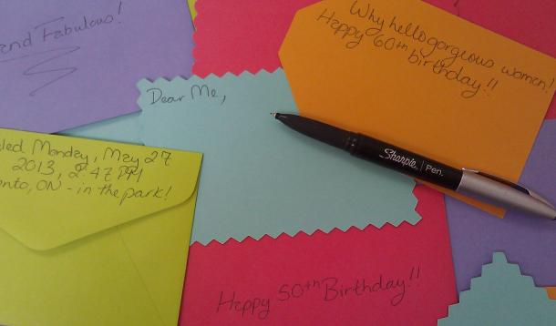 The Best Birthday Gift Write A Letter To Your Future Self
