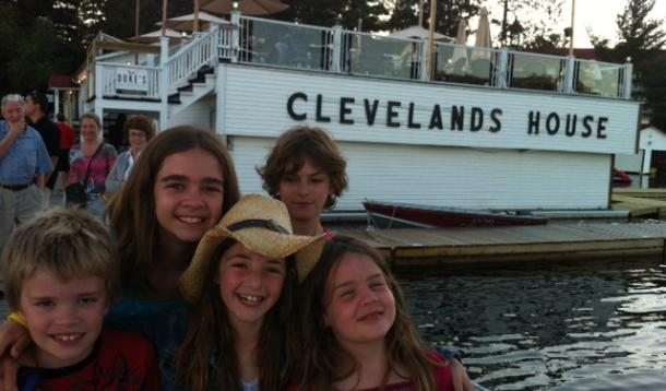 Clevelands House Ontario Resort for Kids