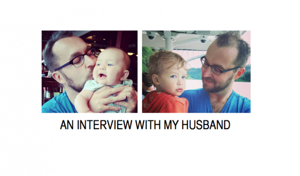 husband, parenting, advice, toddlers, young kids, keeping marriage fresh, date nights, sleepless nights, interviews, jen warman
