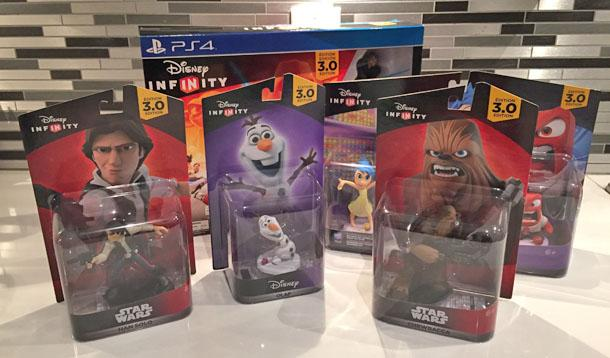 Disney Infinity 3.0: The Force is Strong