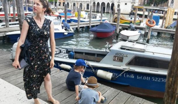 Travelling to Europe with young kids | YummyMummyClub.ca