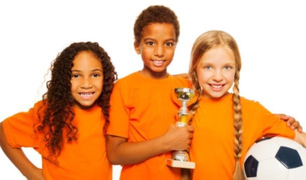 participation trophy for kids sports