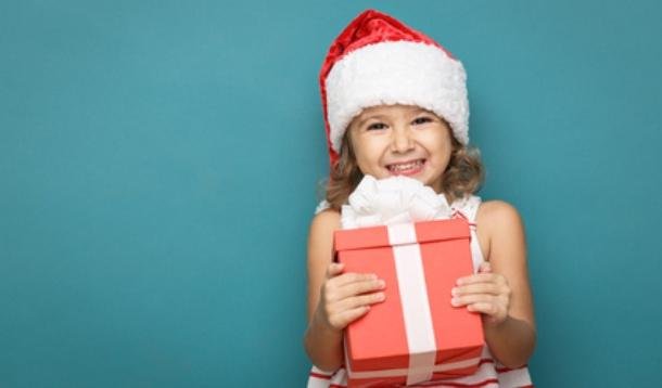 Santa and kids financial literacy