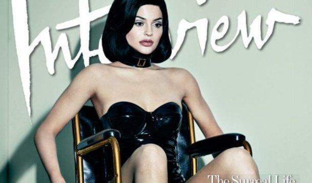 Kylie Jenner on Interview Magazine cover | YummyMummyClub.ca
