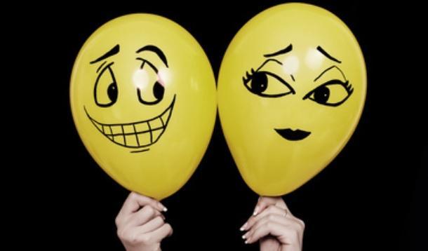 talking balloons