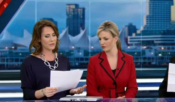 Pregnant Meteorologist Addresses Haters On Air