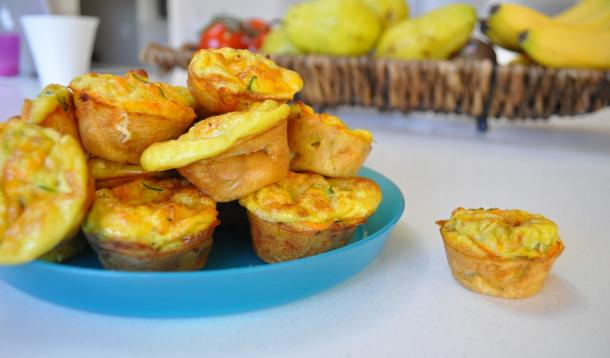 3 Fast and Healthy Finger Food Recipes for Your Baby