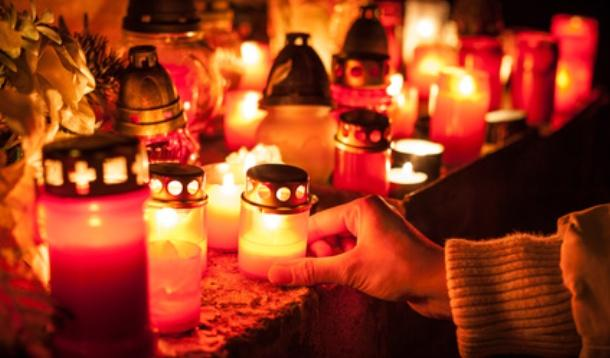 dealing with loss and grief during holidays